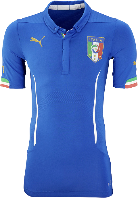 d7e1e8415f46a Itália apresenta camisas para a Copa do Mundo - Show de Camisas