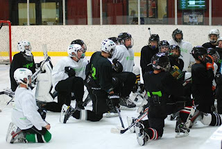 Ressource gratuite regroupant trucs, conseils, vidéos et exercices pour joueurs et entraîneurs de hockey