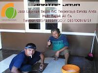 SEDOT WC TAMBAK SAWAH 085733557739 WARU