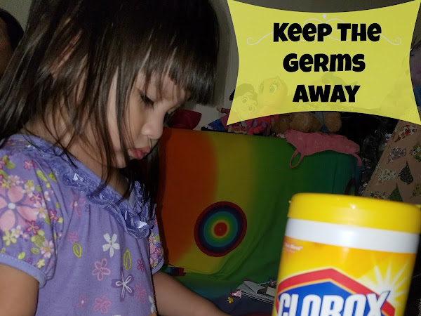 Keep The Germs Away With Clorox Disinfecting Wipes