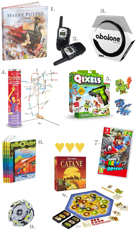Idee Cadeau 10 Ans.Une Tonne D Idees Cadeaux Pour Les 8 10 Ans Pour Mes