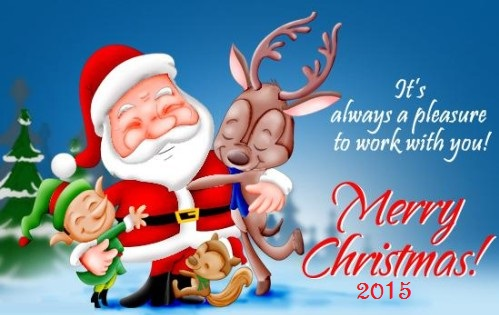 Merry Christmas wishes for kids in English, Santa Claus Gifts for Children