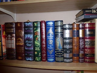 Barnes and Noble Leatherbound Classics Collection