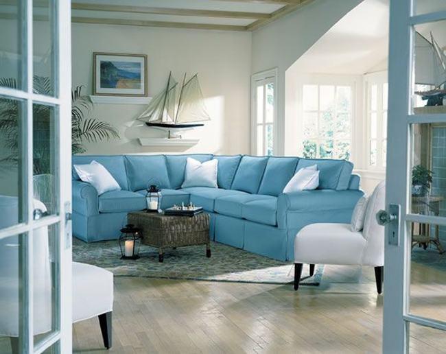 Nautical Decor Home Interior Design | Nautical Handcrafted ...