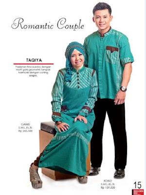 Foto Batik Sarimbit Keluarga