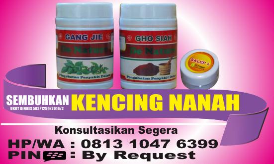 Obat Kencing Nanah
