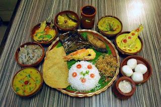Bengali Cuisine, Kolkata Cuisine