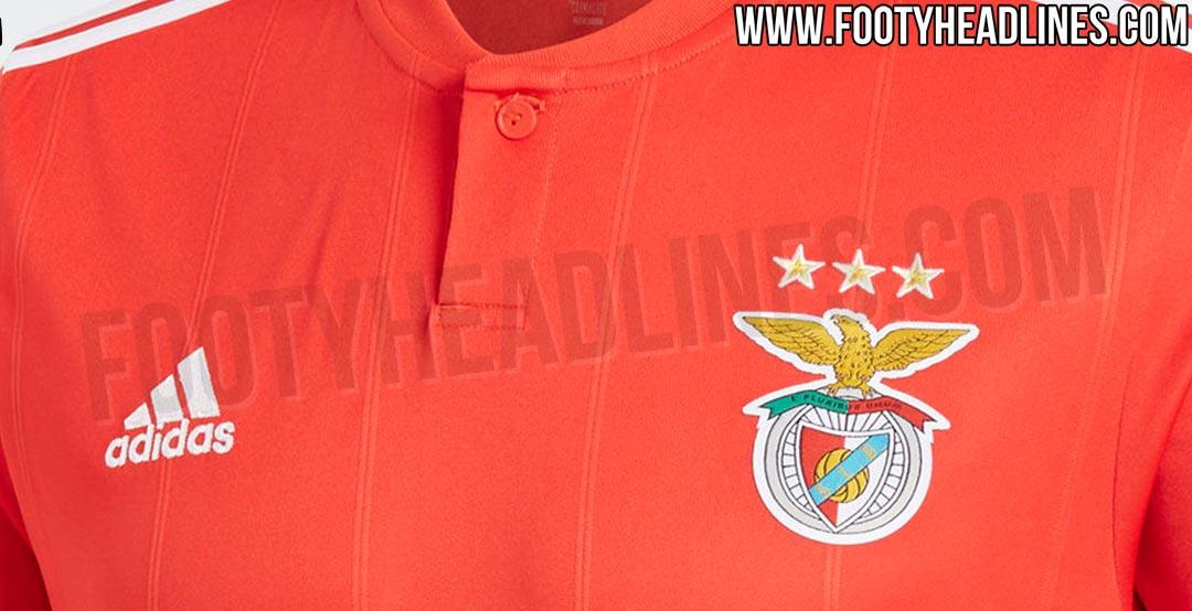 wholesale dealer d09fa 08f03 New Pictures - Benfica 18-19 Home Kit Leaked | Futbolgrid