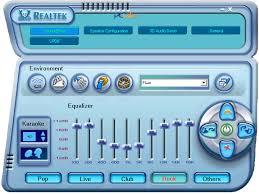 برنامج تعريف كارت الصوت  للكمبيوتر