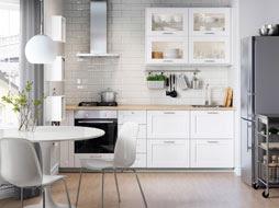 Cara Mendesain Dapur Cantik Dari IKEA