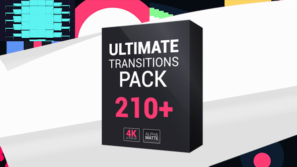 VIDEOHIVE ULTIMATE TRANSITIONS PACK 4K - Free Download After Effect ...