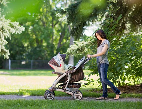 Bebeklerde Beyin Gelişimi - Açık Hava