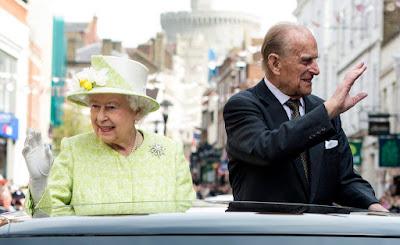 Fülöp herceg, II. Erzsébet királynő, brit királyi család, Nagy-Britannia, születésnap,