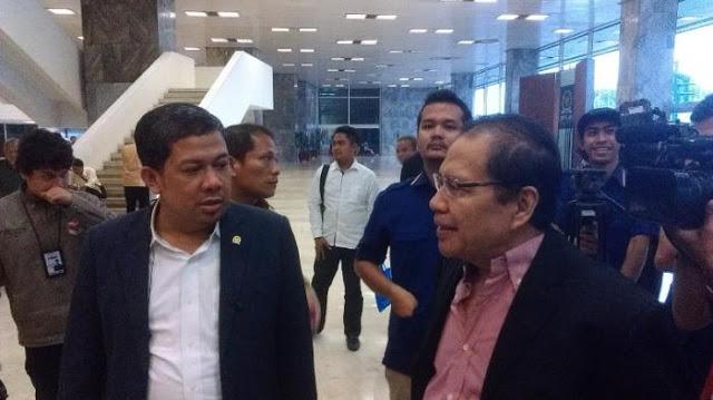 Rizal Ramli Sindir Jokowi, Fahri Hamzah: Bagaimana Cara Kita Membantu Dia Bang?