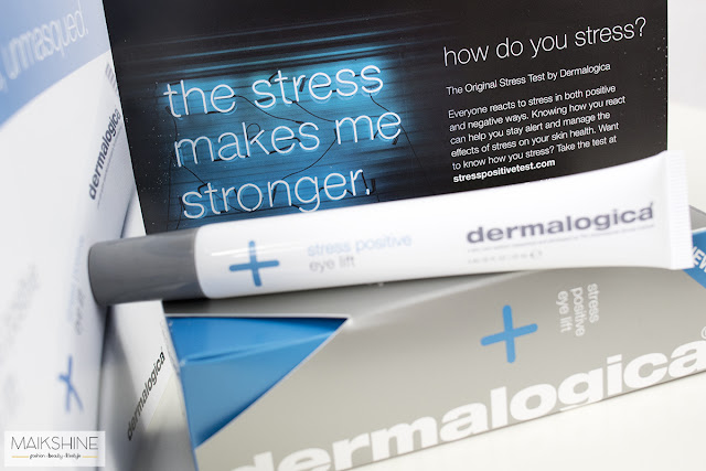 Review Stress Positive Eye Lift de Dermalogica