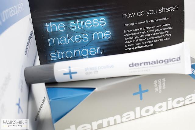 Review Stress Positive Eye Lift de Dermalogica