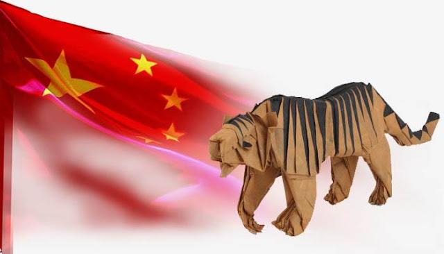 Cọp giấy Trung Quốc khó sống trước quần hùng Mỹ & Đồng minh