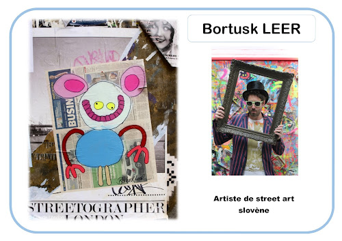 Bortusk Leer - Portrait d'artiste en maternelle