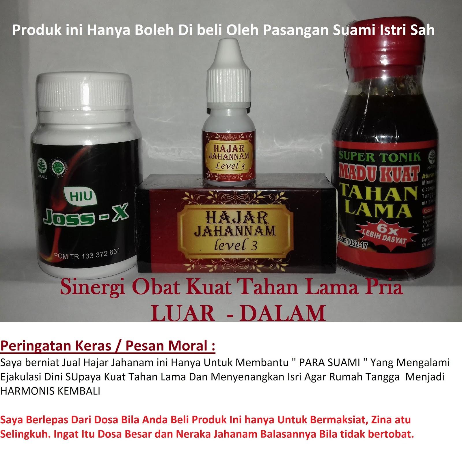 Obat Kuat Tahan Lama Herbal Tradisional: Herbal Madu Kuat Tahan Lama Supertonik 6 X Asli Ereksi
