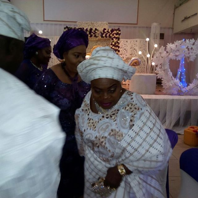 iya awero last son wedding