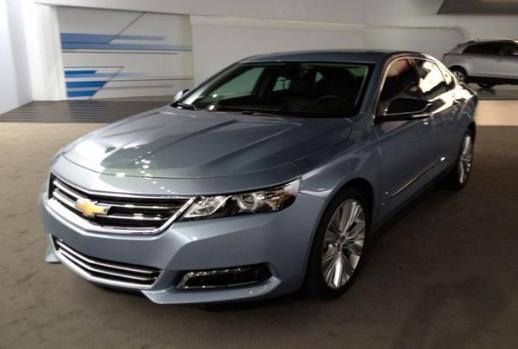 2018 Chevy Impala Redesign And Powertrain Upgrade Blog Suv