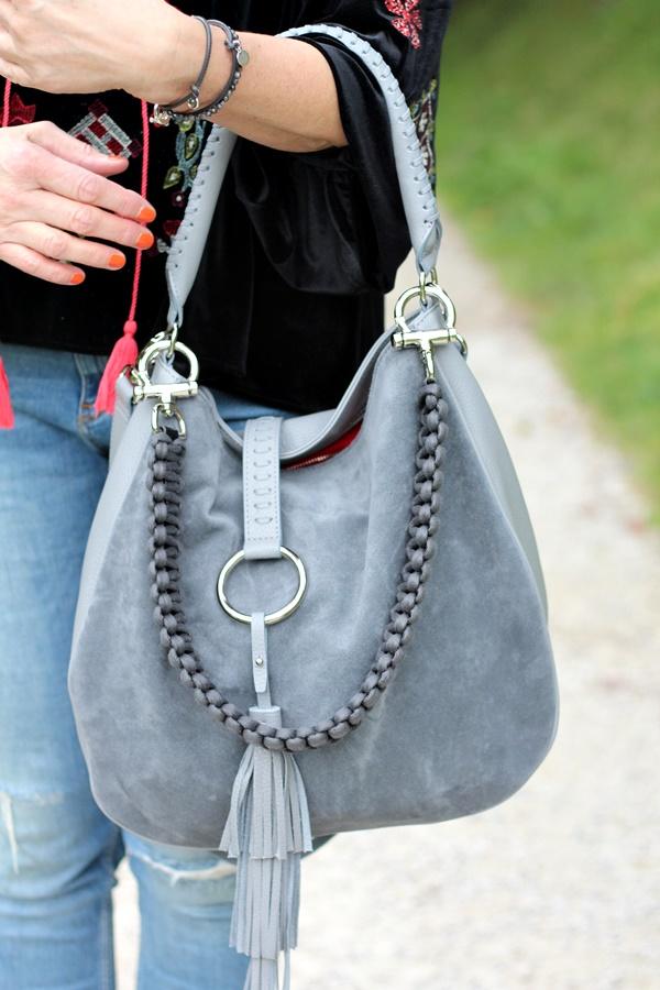 Meine designte Tasche für Naschbag