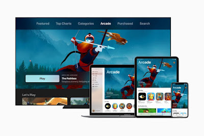 Meet Apple Arcade, Apple's new gaming service