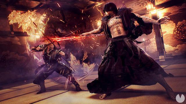Mais combates e inimigos nas novas imagens de Nioh.