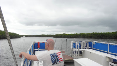 Fähre in Caladesi Island State Park, Florida USA
