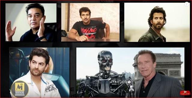 Robot vs Robot 2.0 vs Bahubali 2 bollywood Dhamaka New Moves ROBOT 2.0 interesting facts 2018-2019 Rajnikanth & Akshay Kumar