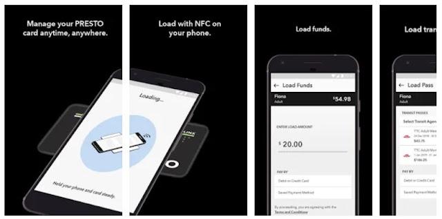 Download & Install PRESTO Mobile App