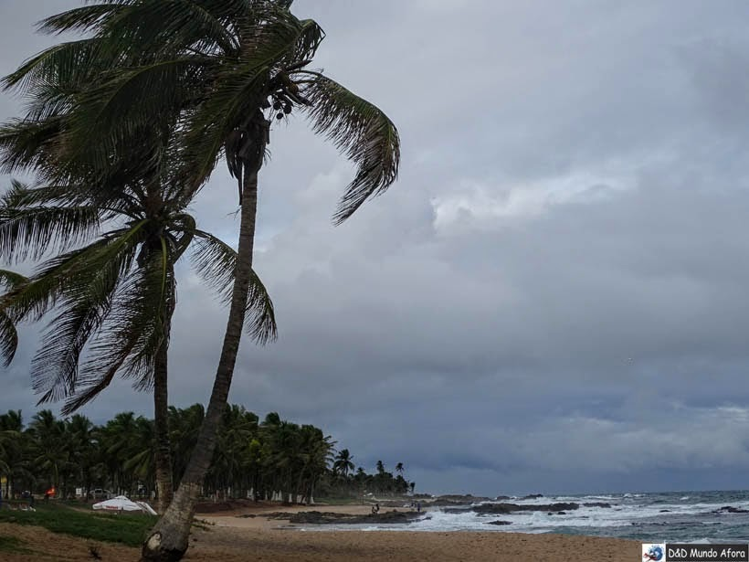 O que fazer em Salvador (Bahia) - Praia de Itapuã