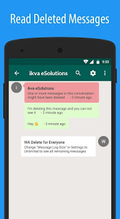 WA View Deleted Messages v4.2 Pro Full APK