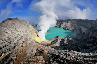 Ijen Crater Tour Package And Mount Bromo 3 day 2 Night