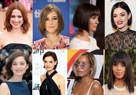 Kadın Saç Modelleri Örnek Fotoğraflar