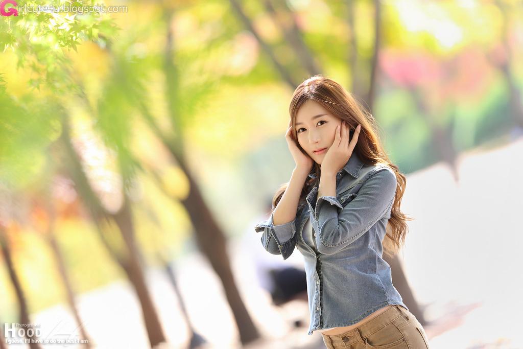 xxx nude girls: Han Ji Eun - P&I 2012