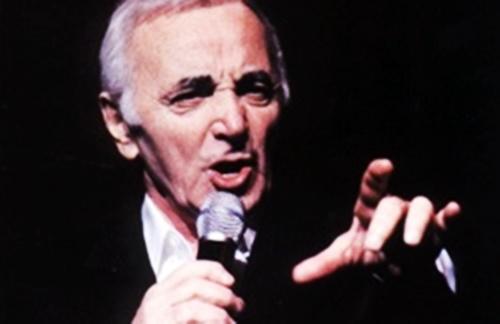 Charles Aznavour - Y Por Tanto