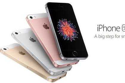 Apple iPhone SE, Kembali ke Layar Kecil Dengan Performa Terbaik