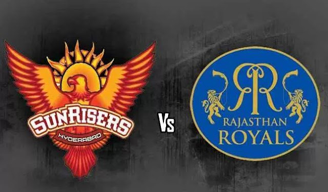 Sunrisers Hyderabad vs Rajasthan Royals IPL 2018