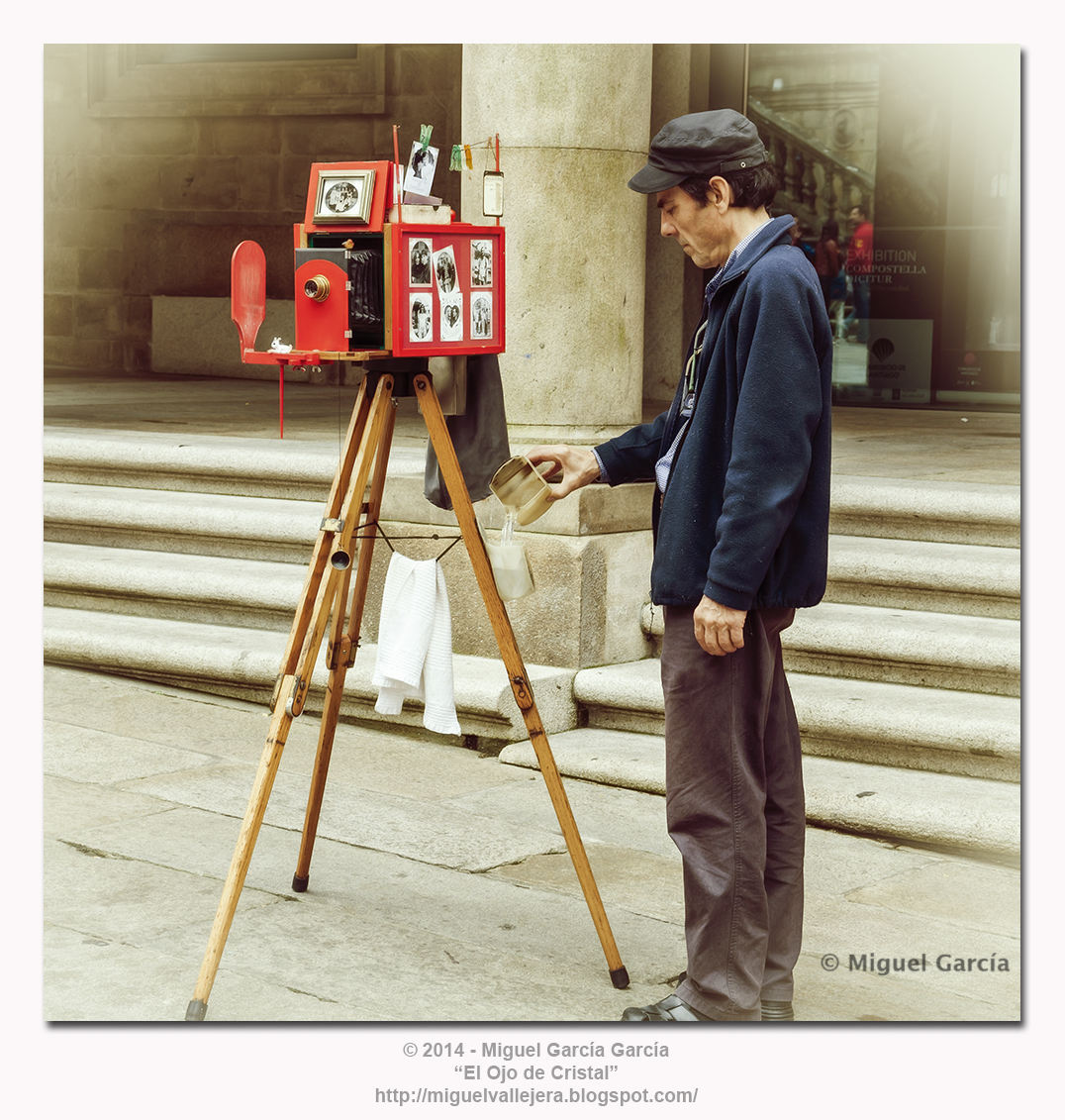 El Fotógrafo. Personajes.