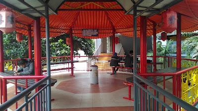 oriental garden stikom surabaya