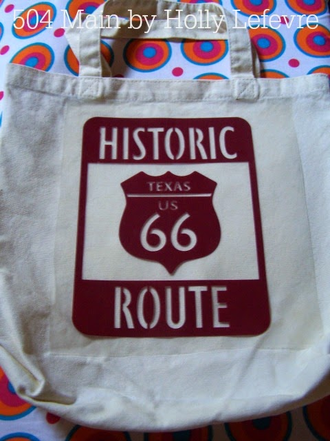 Personalized tote bags are great for travel