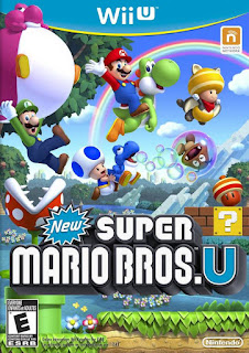 New Super Mario Bros. U [ Wii U ] { Torrent }