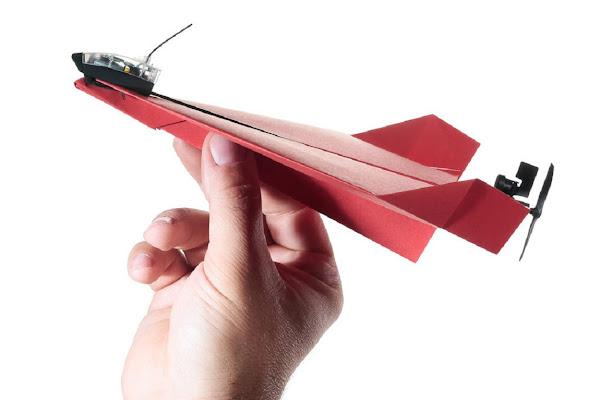 PowerUp 3.0 遙控紙飛機
