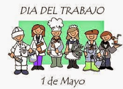 Celebraciones del mes de Mayo