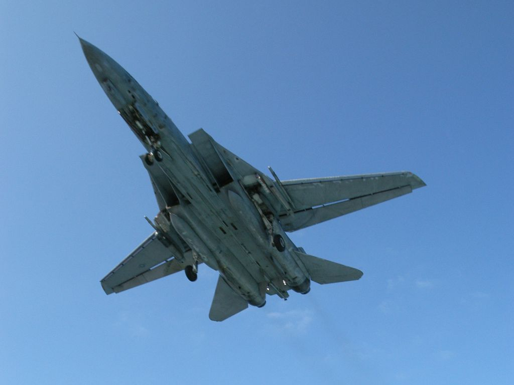 14 tomcat jet fighter - photo #18