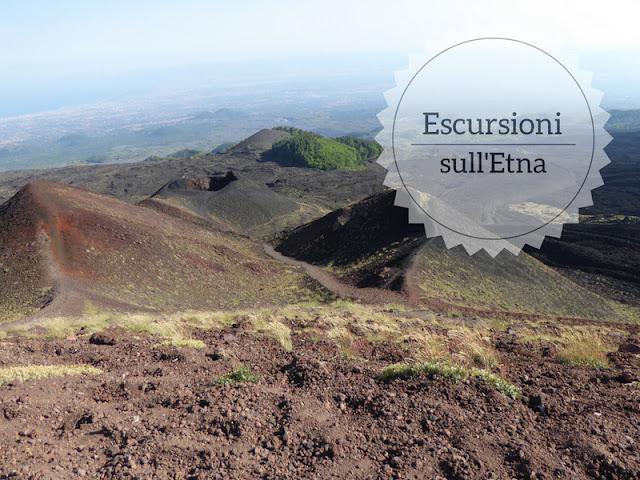 Consigli per le escursioni sull'Etna: i crateri silvestri