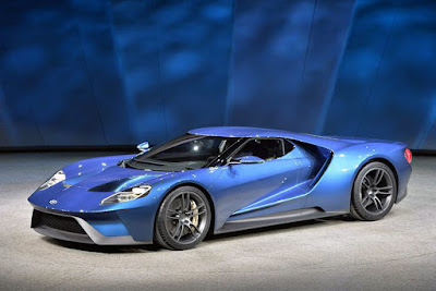 Ford GT 2018 Reviews, Specs, Price