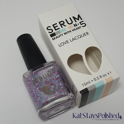 Serum No. 5 - April 2015 | Kat Stays Polished