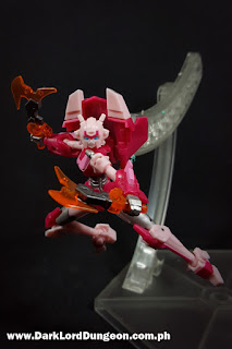 Iron Factory Lady Commander Alleria - Elita One  - Review